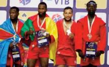 Consécration marocaine au Championnat d'Afrique de sambo