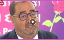 """Driss Lachguar sur AlOula dans l'émission """"Enjeux électoraux"""""""