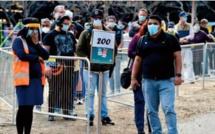 L'Australie enregistre plus d' un millier de contaminations en 24 heures pour la première fois