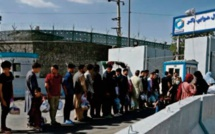Dernières évacuations à Kaboul dans la crainte d' un nouvel attentat