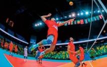 CAN de volley-ball : Victoire d' entrée du Six national