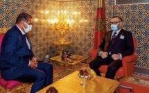 S.M le Roi charge Aziz Akhannouch de former le nouveau gouvernement