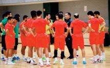 Coupe du monde de futsal: L'équipe nationale veut relever le défi en Lituanie