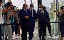 Consultations entre Aziz Akhannouch et Driss Lachguar
