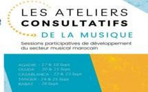 Des ateliers consultatifs de la musique aux quatre coins du Royaume