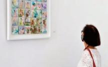 """Exposition de Samira Ait El Maalam sous le thème """"Vortex"""