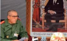 S.M le Roi Mohammed VI, Chef suprême et Chef d'Etat-major général des FAR, nomme le Général de Corps d'Armée, Belkhir El Farouk, inspecteur général des FAR