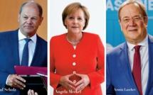 L'austère et le tenace, deux rivaux pour la couronne de Merkel