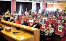 Le Conseil national exprime sa fierté quant à l' appui populaire apporté aux candidates et aux candidats de l'USFP