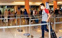 Trafic aérien: Les MRE sauvent la mise