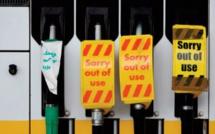 Les pénuries de carburants, casse-tête pour un établissement de soins anglais