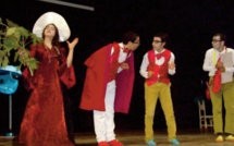 Ouverture du 14ème Festival international du Théâtre universitaire de Tanger