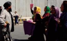 Pas de femmes pour parler aux talibans