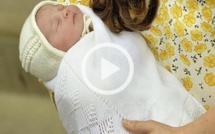 Royaume-Uni : premières images du royal baby