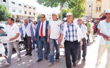 Driss Lachguar à Midelt : L'USFP ne ménagera aucun effort pour que la ville retrouve la place qui lui sied