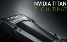 Nvidia Titan X, la carte graphique la plus puissante au monde